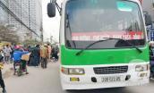 Hà Nội: Bố lên Hà Nội thăm con, bị xe khách tông tử vong tại chỗ