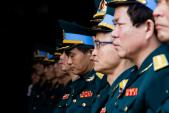 Hàng nghìn người viếng 4 quân nhân hy sinh