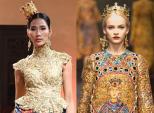 Sao Việt đua nhau học đòi xu hướng Dolce&Gabbana