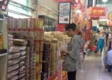 Không khí mua sắm Tết nóng dần, các mặt hàng đồng loạt tăng giá