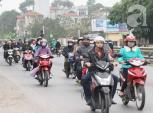 Hà Nội: Vi phạm giao thông trong dịp Tết chủ yếu không đội mũ bảo hiểm