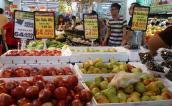 Thiếu trái cây Úc, người Sài Gòn săn hàng Canada, Nam Phi