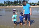 Hai bố con tử vong khi đi du lịch ở Thái Lan