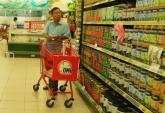 Siêu thị kêu khó khi giảm giá sữa