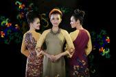 Áo dài Việt Nam xuất hiện trong bảo tàng New York