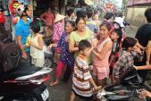 Cháy lớn 6 căn nhà ở Sài Gòn, người mẹ cùng 5 con nhỏ thoát chết
