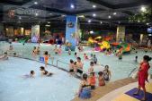 Bể bơi ở Hà Nội hoạt động