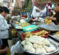 Rau, trái cây, thực phẩm chay tăng giá nhẹ vào ngày lễ Phật đản