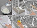 10 tuyệt chiêu độc đánh bay mọi vết bẩn trong bếp