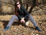 Quần legging lông lá chống bị xâm phạm tình dục khiến chị em ngã ngửa vì quái dị
