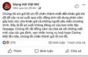 Fanpage của Giọng hát Việt nhí: Không thể đăng tin vô cảm, rồi xin lỗi… là xong!