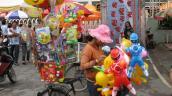Lo ngại đồ chơi Trung Quốc mất an toàn tại các lễ hội