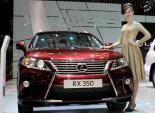 Xe bạc tỷ Lexus RX350 dính lỗi an toàn phải thu hồi