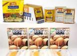 Thu hồi bánh trứng nhiễm khuẩn