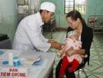 Giải đáp thắc mắc về tiêm vắc xin sởi