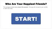 Ai là người vui vẻ nhất trong Facebook của bạn ?