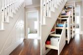 20 thiết kế siêu tiết kiệm không gian cho nhà chật