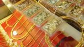 Giá vàng hôm nay: Giá vàng SJC lại quay đầu giảm nhẹ