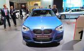 Năm 2017, BMW có 6 xe dẫn động cầu trước