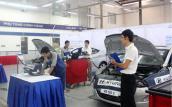 Chung kết hội thi tay nghề Hyundai Thành Công