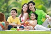 Giảm cân vì hạnh phúc gia đình