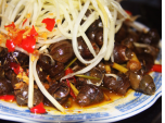 Cách làm món ốc xào sả ớt thơm nồng cho ngày se lạnh