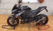 Ấn tượng mạnh với Kawasaki Z1000 carbon huyền bí