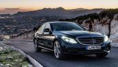 Mercedes C350 2015 lộ khả năng siêu tiết kiệm xăng