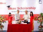 Bkav cấp 12,7 tỷ đồng học bổng cho sinh viên Bách Khoa Hà Nội