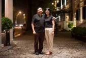 Chuyện tình cảm động của cặp vợ chồng Việt được hàng vạn người chia sẻ