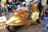 Những chiếc Vespa 946 độc nhất vô nhị ở Việt Nam