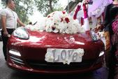 Dịch vụ xe hoa ngày cưới: Thuê rẻ hóa đắt