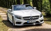 Mercedes-Benz S500 Coupe sắp trình làng Việt Nam