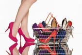 14 mẹo sắp xếp tủ giày thông minh cho chị em