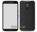 Google Nexus 6 màn hình QHD, RAM 3GB, pin