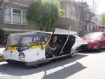 Xe tự chế chạy năng lượng mặt trời đạt vận tốc...120km/h