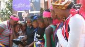 Nam Phi: Máy bán Coca-Cola trở thành điểm phát Wi-Fi miễn phí