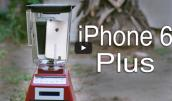 Nghiền nát iPhone 6 Plus bằng máy xay sinh tố