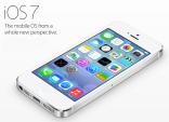 Apple ngừng hỗ trợ iOS 7
