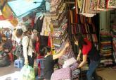 TP HCM: Chợ Tân Bình vẫn tiếp tục