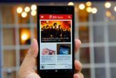 Ảnh thực tế của Lumia 730 tại Việt Nam