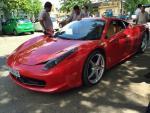 """""""Ngựa chiến"""" Ferrari 458 nhập tịch Sài Gòn, đeo biển đẹp"""