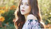 Park Si Yeon làm quý cô sành điệu