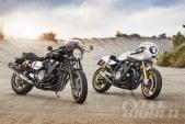 Soi bộ đôi Yamaha 1.300 phân khối vừa trình làng