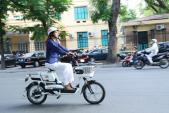 Ngày càng nhiều phụ huynh ưa thích xe đạp điện chính hãng