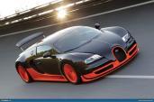 """""""Hậu duệ"""" của Veyron sẽ xuất hiện vào năm sau"""