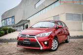 Vì sao Toyota Yaris nhập từ Thái Lan hút khách Việt?