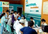 Viettel dừng chương trình khuyến mại ở Quảng Trị