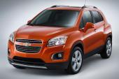 Chevrolet Trax có giá chính thức
