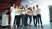 Thủy Tiên cùng dàn sao Việt sang Dubai thử tài đua siêu xe AudiR8